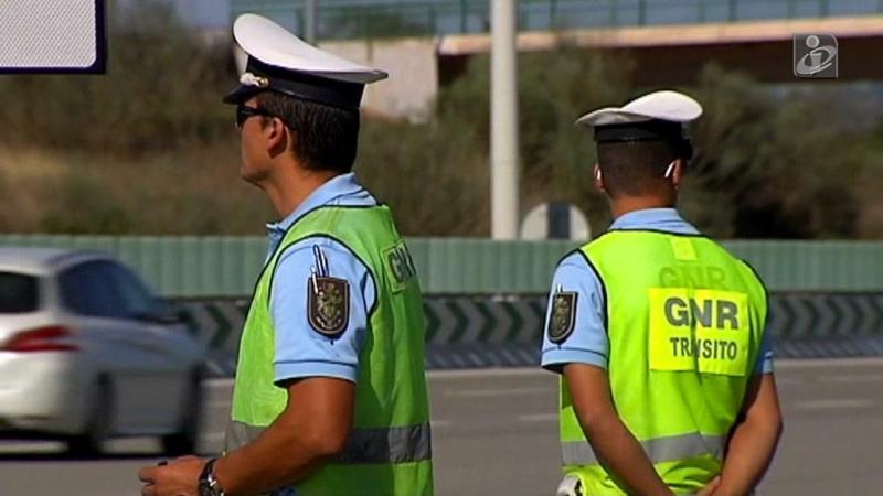 GNR intensifica fiscalização nas estradas até terça-feira