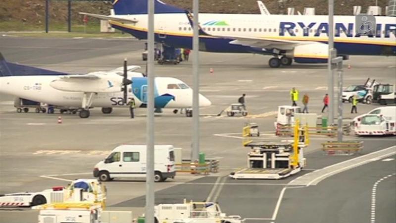 Aeroporto de Ponta Delgada regressa à normalidade
