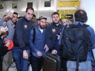 Barcelona: multidão e segurança apertada em Manchester