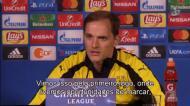 Tuchel: «Se ganhámos lá, Sporting pode ganhar cá»