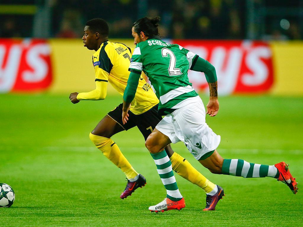 Dortmund-Sporting (Reuters)