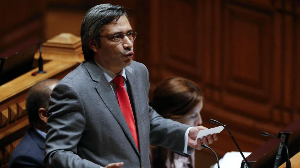 Líder parlamentar do CDS/PP, Nuno Magalhães