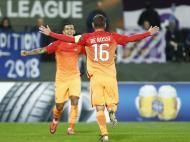 Austria Vienna-Roma (Reuters)