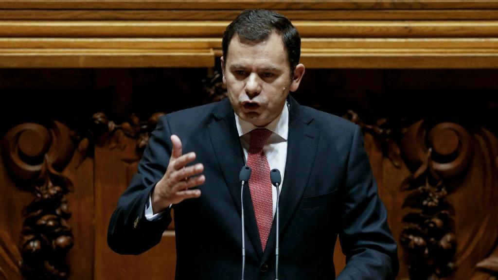 Lider parlamentar do PSD, Luis Montenegro