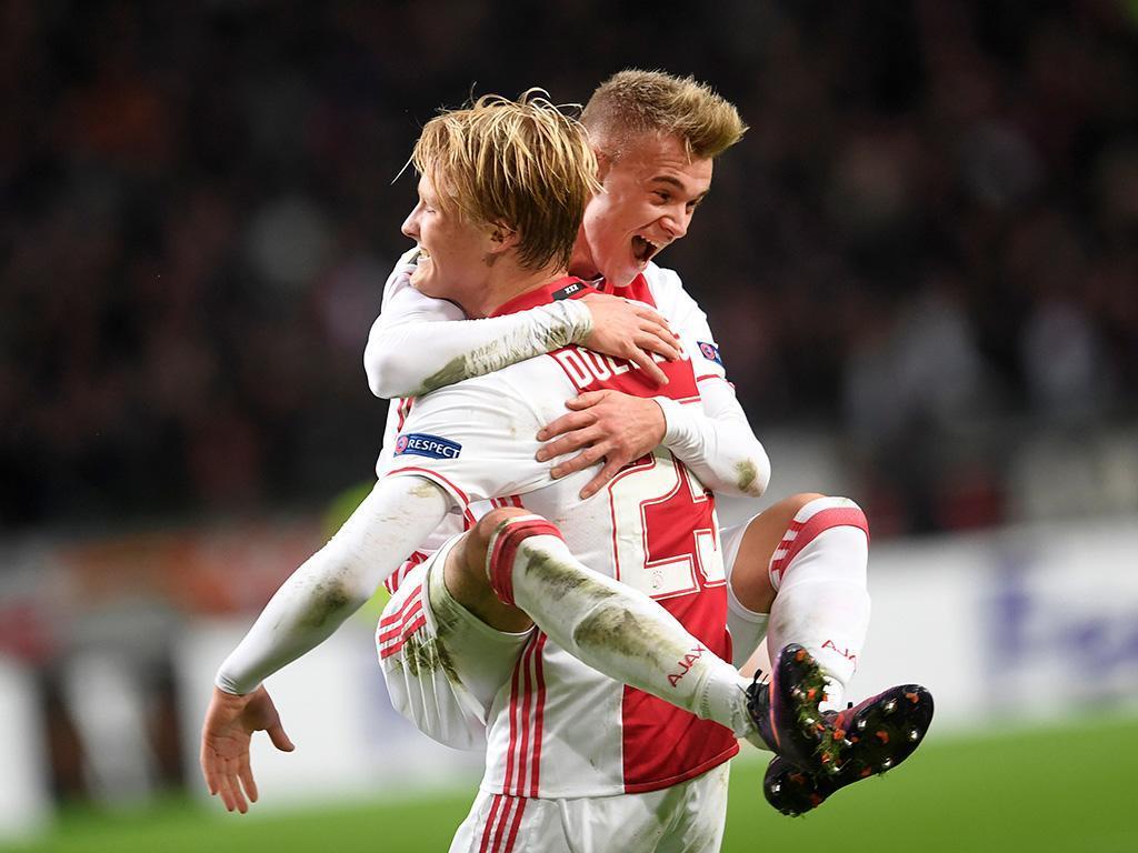 Ajax-Celta Vigo (Reuters)