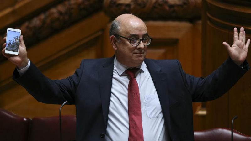 Ministro da Defesa Nacional, Azeredo Lopes