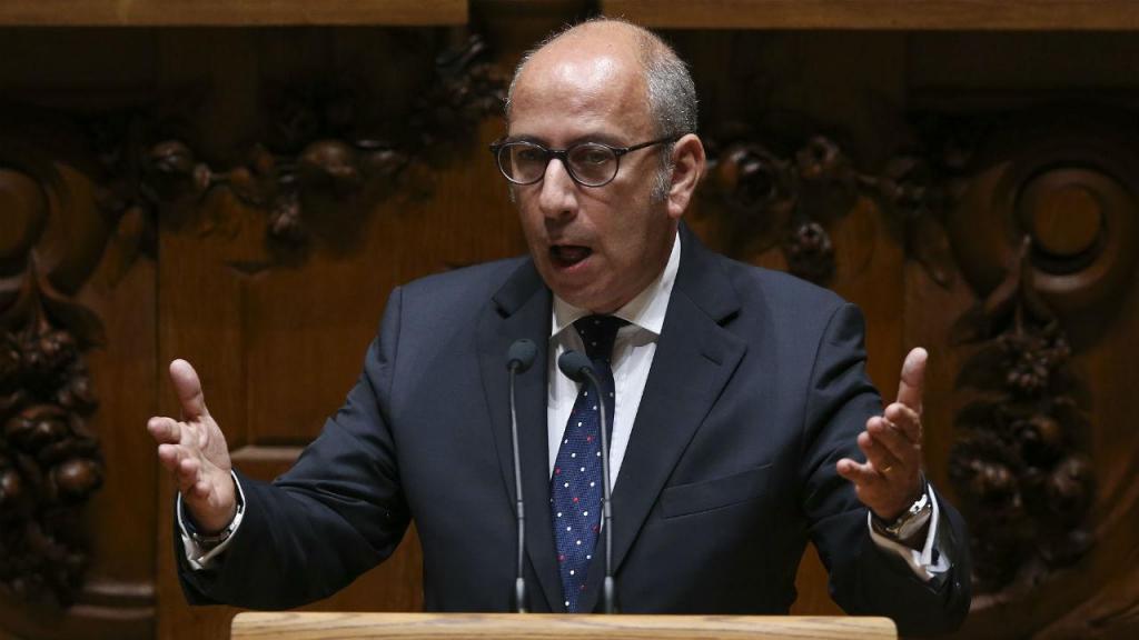 Deputado do CDS-PP, Telmo Correia