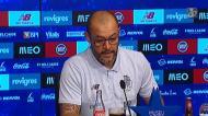 Nuno quer melhorar eficácia ofensiva e elogia a juventude do FC Porto