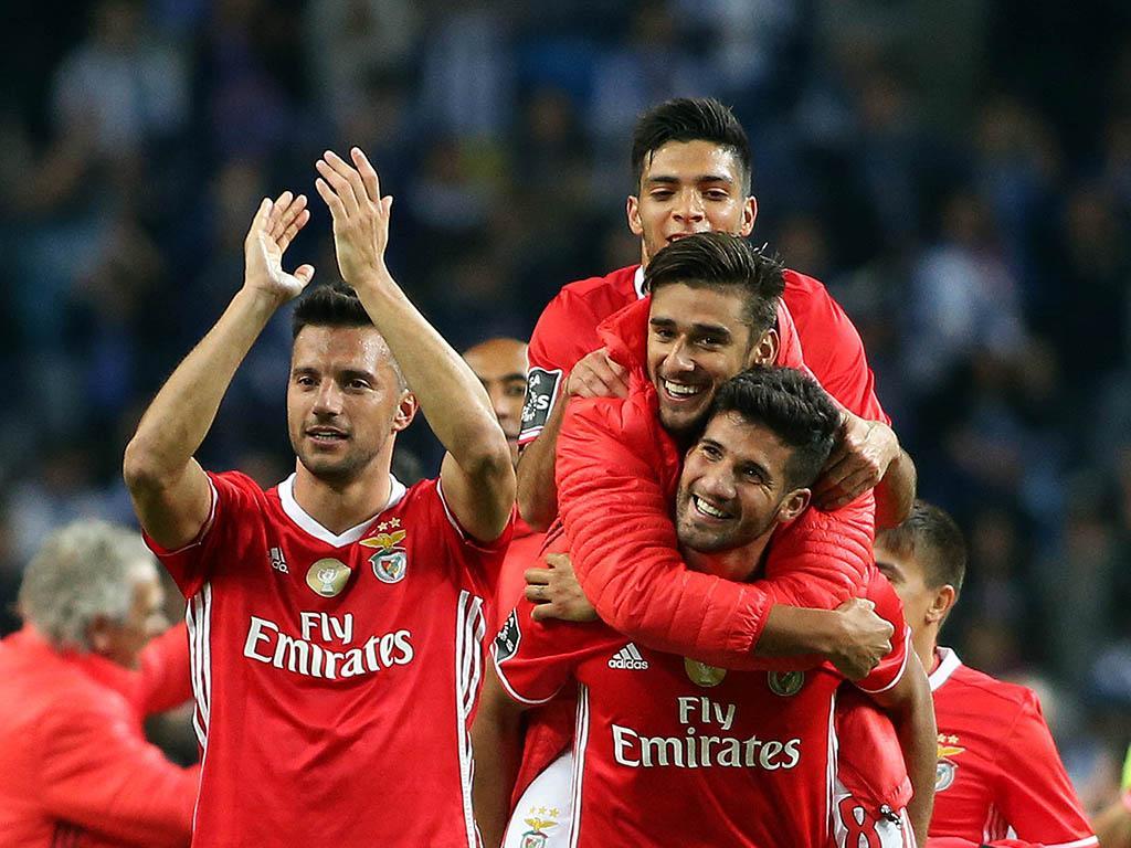 66192919ba Esta é a palavra que mais se adequa à época do Benfica