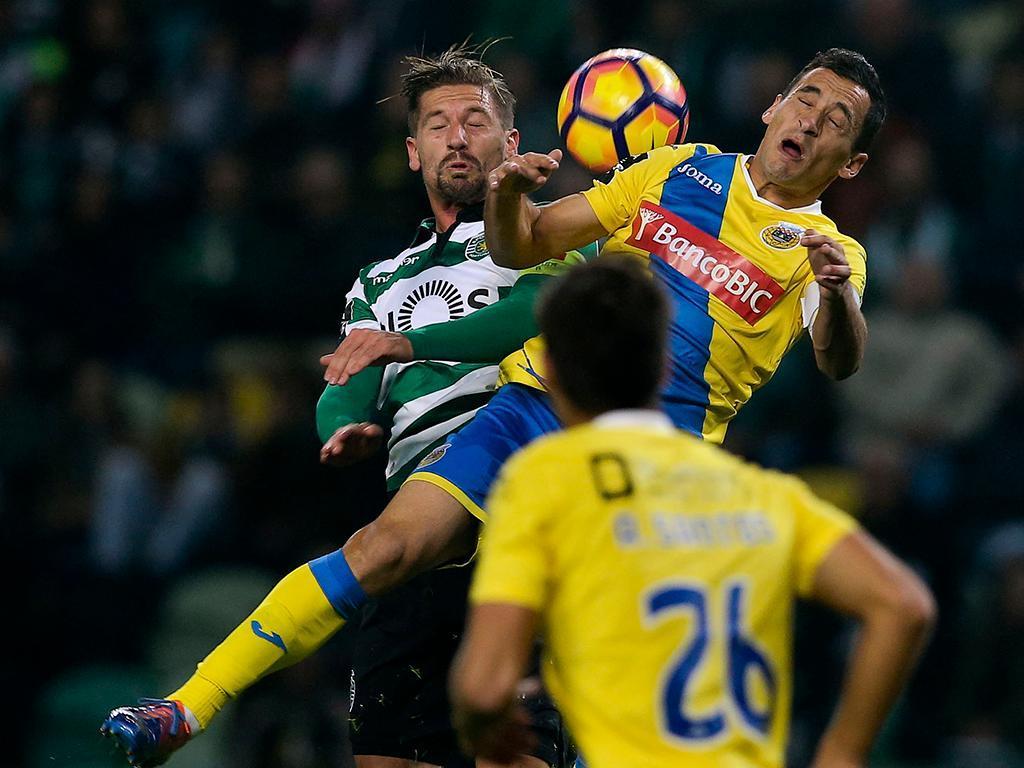 Sporting-Arouca (Lusa)