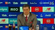 Rui Vitória: «Ninguém é campeão à 10ª jornada»