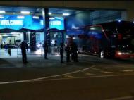 Autocarro do Benfica
