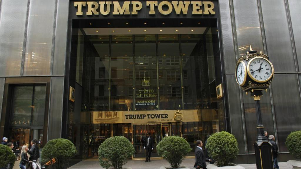 Torre Trump, Nova Iorque