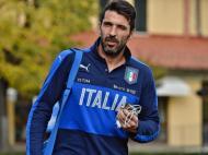 Mundial 2018: Itália concentra-se para o Liechtenstein