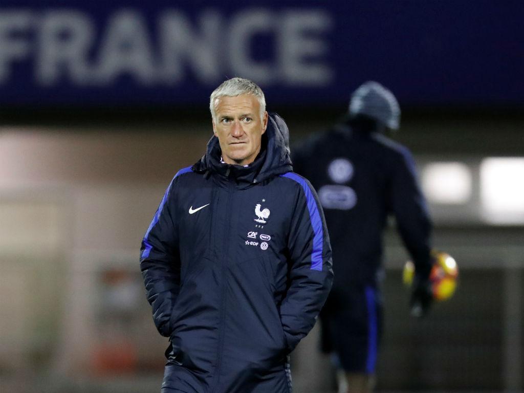 Mundial 2018: França prepara jogo com a Suécia