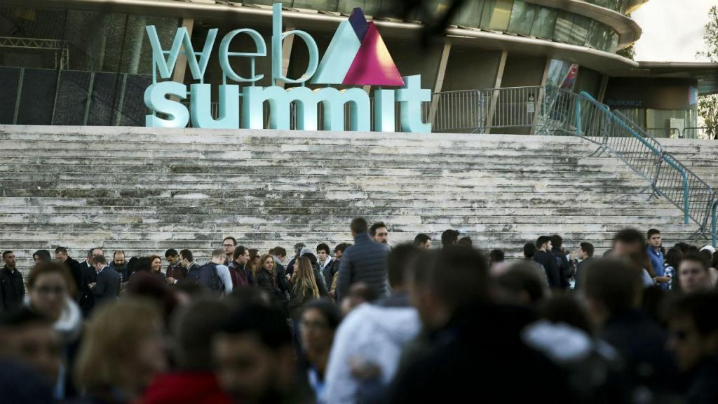 Web Summit em Lisboa