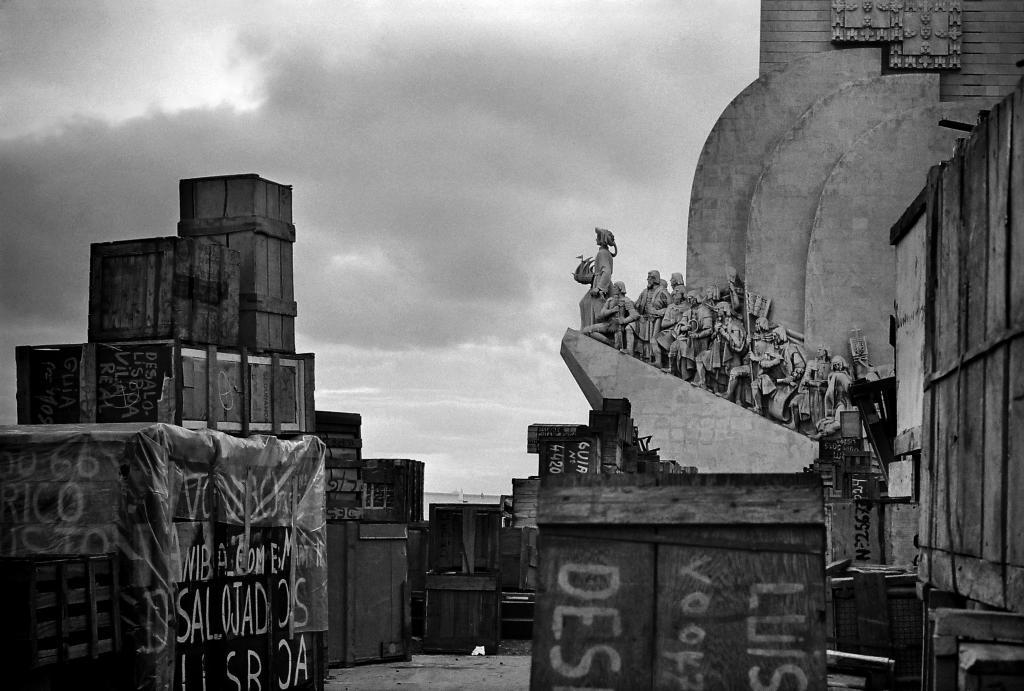 Alfredo Cunha fotografou uma das imagens icónicas do regresso de portugueses das ex-colónias