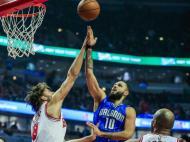 NBA: Chicago Bulls-Orlando Magic