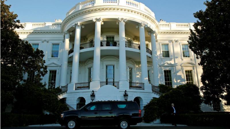 Casa Branca, 8 de novembro de 2016
