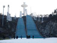 Jogos Olímpicos de Inverno (Reuters)