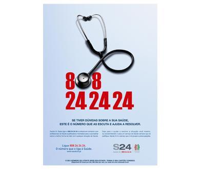 A Saúde24 chega ao público hoje