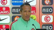 Bruno Alves satisfeito com a renovação da seleção
