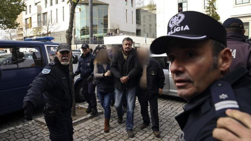 Detenção de Pedro Dias