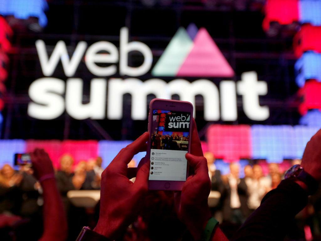 Web Summit (Rafael Marchante/Reuters)