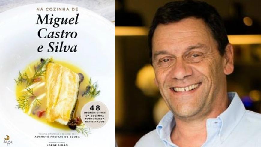 Livro Miguel Castro e Silva