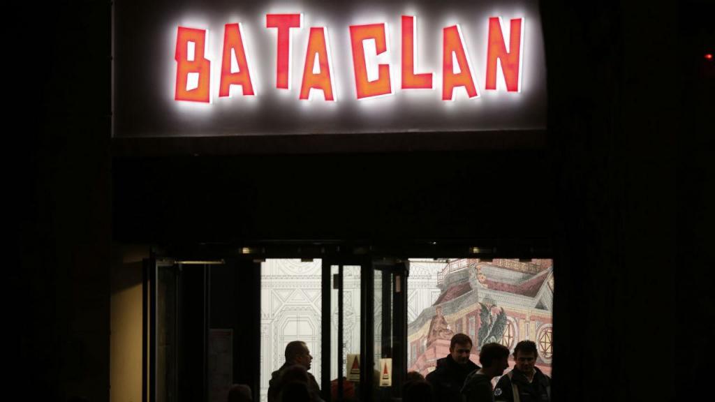 Reabertura do Bataclan