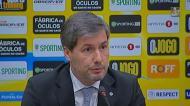 Bruno de Carvalho nem quer ouvir falar em castigo