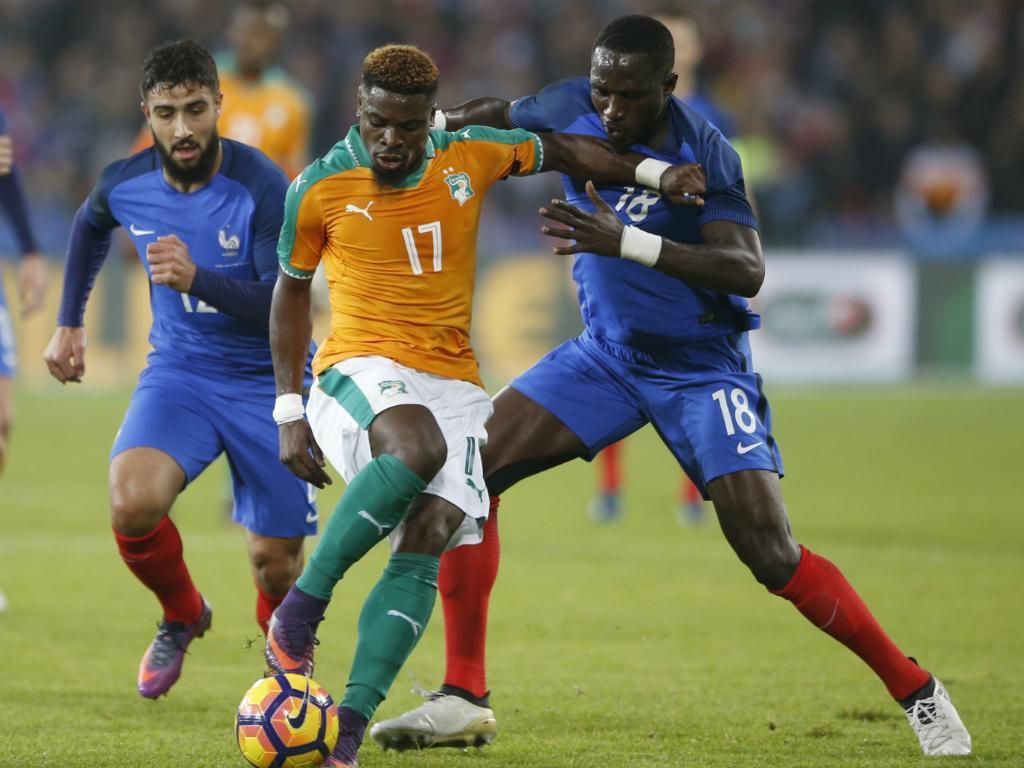 França-Costa do Marfim