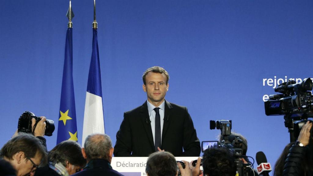 Emmanuel Macron [Foto: Reuters]