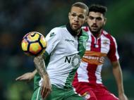 Taça de Portugal: Sporting-Praiense