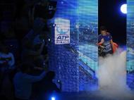 Finais ATP: Raonic na meia-final