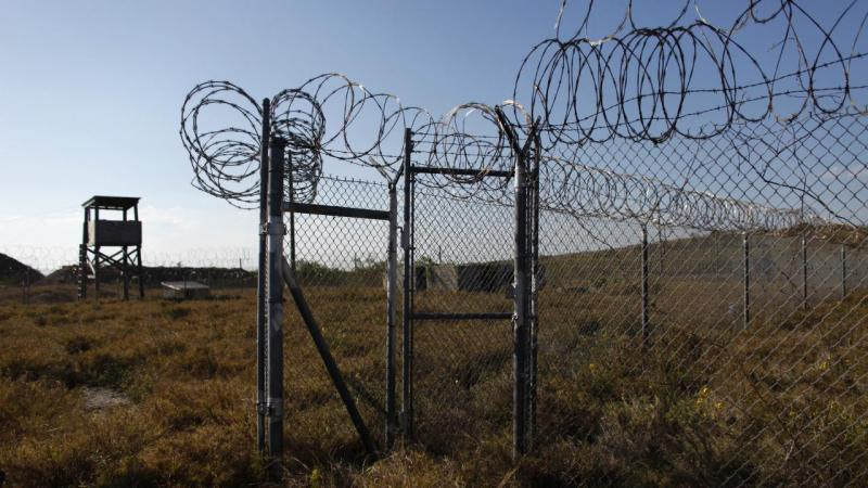 Prisão militar de Guantánamo, Cuba (2013)