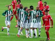 Benfica Castelo Branco-Vitória Setúbal (Lusa)