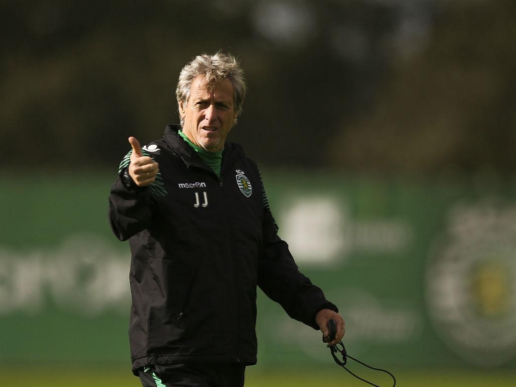 Sporting começou os treinos da pré-época com 21 jogadores