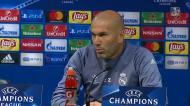 Zidane: «Não é que a BBC seja inegociável, mas são os melhores»
