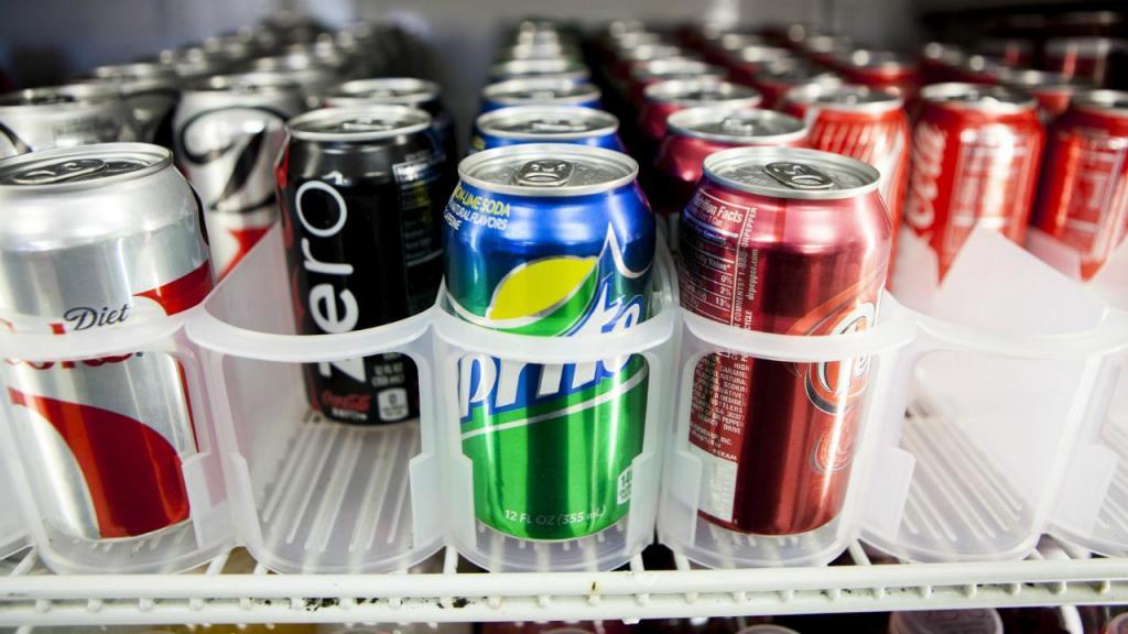 Refrigerantes