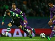 Sporting-Real Madrid (Lusa)