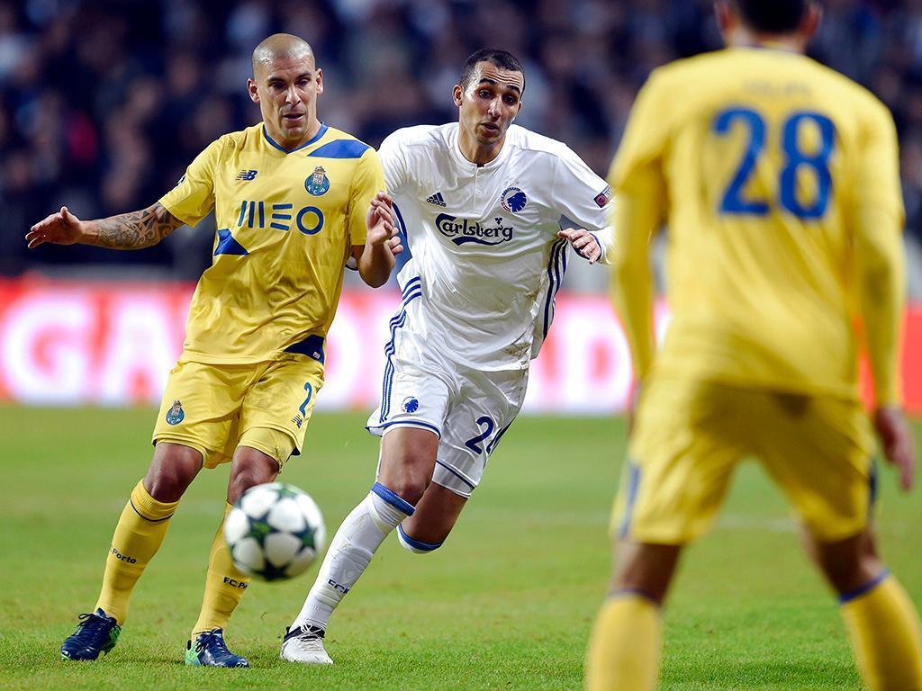Copenhaga-FC Porto (Lusa)