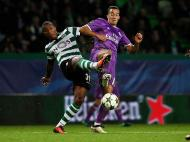 Sporting-Real Madrid (Reuters)