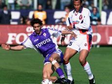 Rui Costa: «História de amor com a Fiorentina nunca acabará»