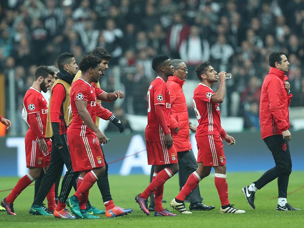 Besiktas-Benfica (Lusa)