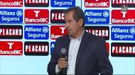 Otávio Machado: «Adversário com história»