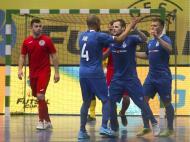 UEFA Futsal Cup (Lusa)