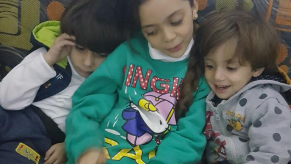 Criança na Síria agradece livros Harry Potter