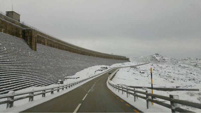 @euvi Neve na Serra da Estrela