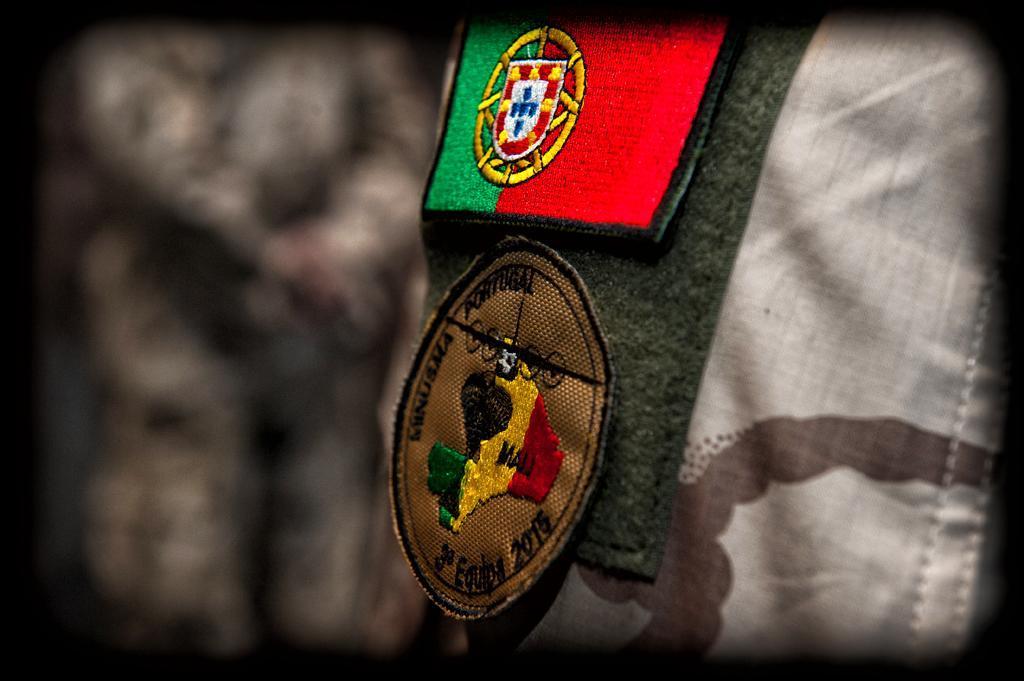 Militares portugueses destacados para o Mali